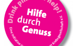 Drink pink and help!, Bild 1/1